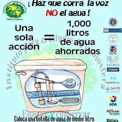 Truco - Trucos para ahorrar agua ...
